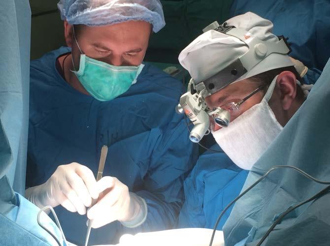 стриктура уретры - реконструктивно-пластическая операция